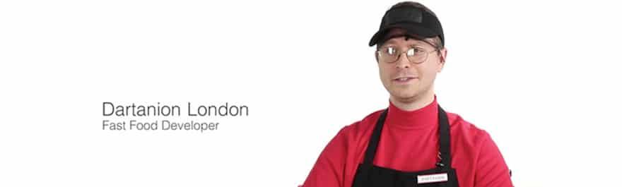 Les pubs McDonald annoncées comme Apple