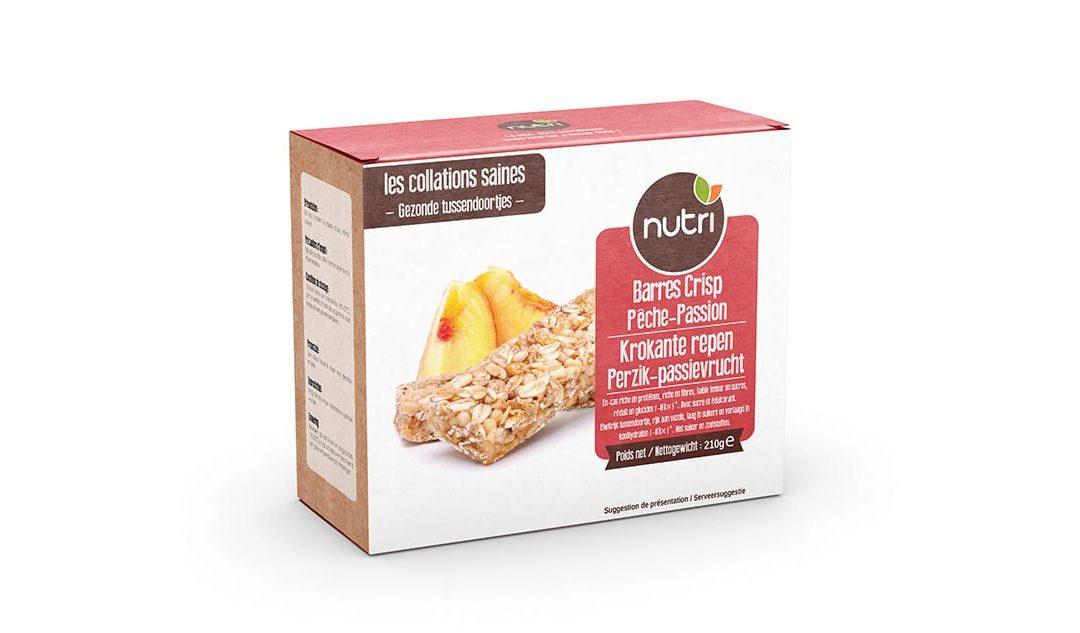 Barres Crisp Nutripharm