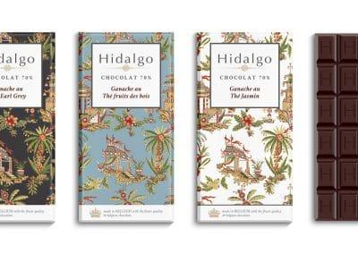 Tablettes de Chocolat Hidalgo